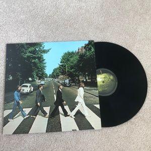 Beatles, Abbey Road Record